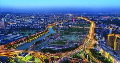 南京旅游景点分布