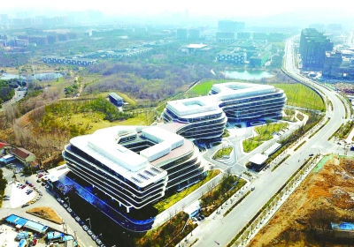 今年前5月南京已完成投资1100多亿