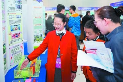 江苏青少年科技创新大赛举行