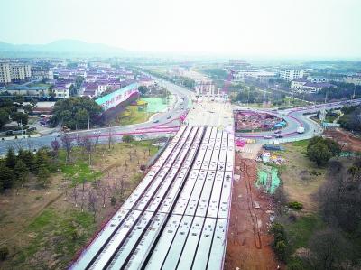 高宣高速江苏段建设有序推进